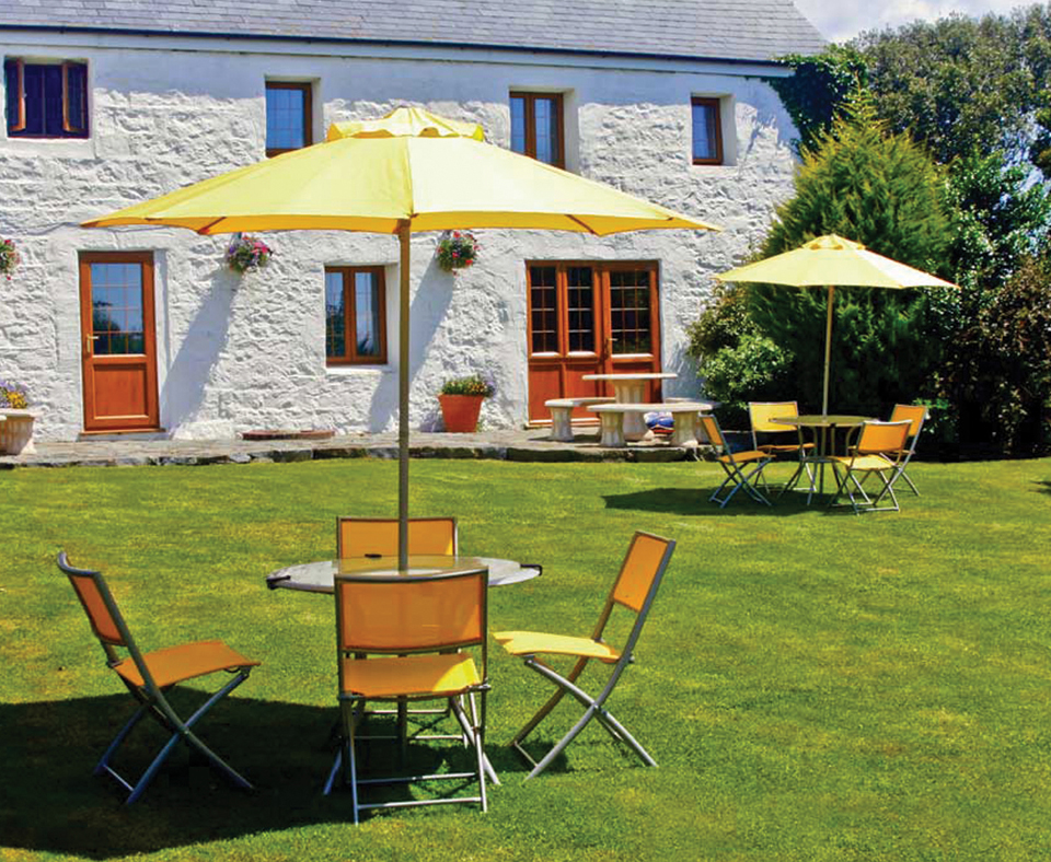 La Pointe Farm Self-catering Guernsey