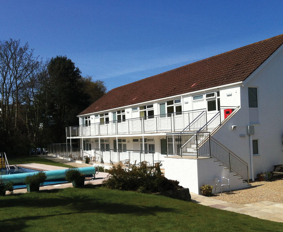 Ilex Lodge Self-catering Guernsey