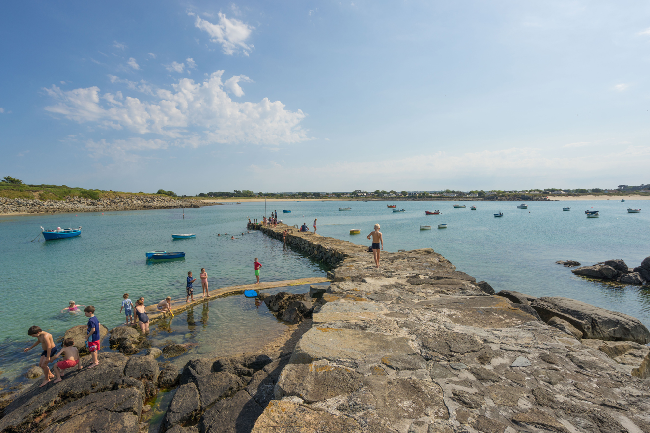 Family holidays Guernsey