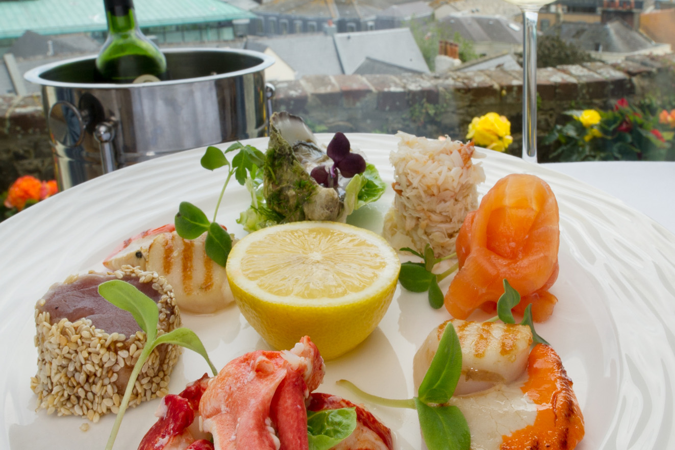 Food in the Channel Islands