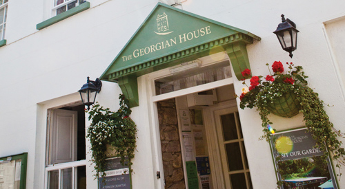 Georgian House Inn Alderney