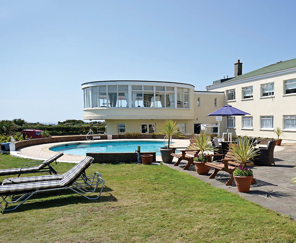 Highlands hotel jersey channel islands direct for Hotels jersey