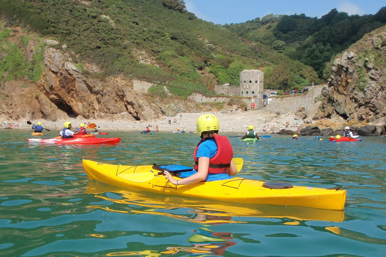 Channel Islands Outdoor Adventure
