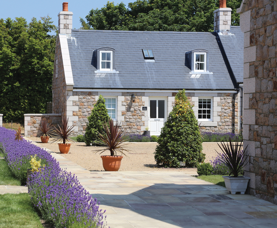 La Place Country Cottages Self-catering Jersey