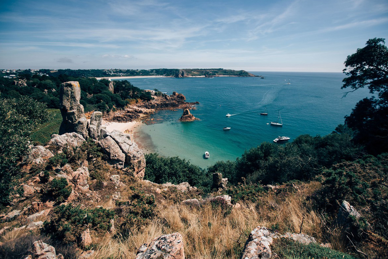 Package Holidays to Jersey