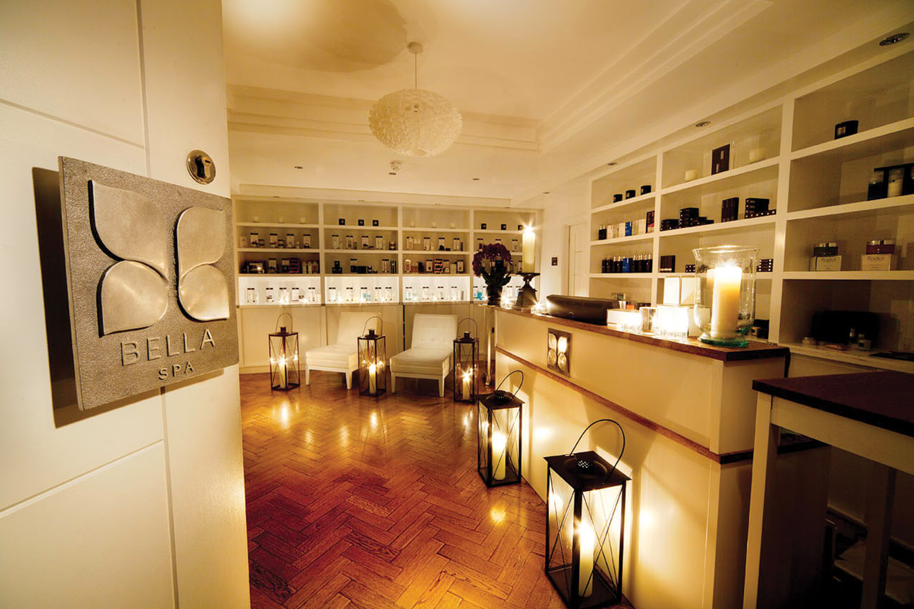 Spa and Wellness in the Channel Islands