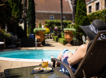 3 nights at 4* Greenhills, Jersey from £pp